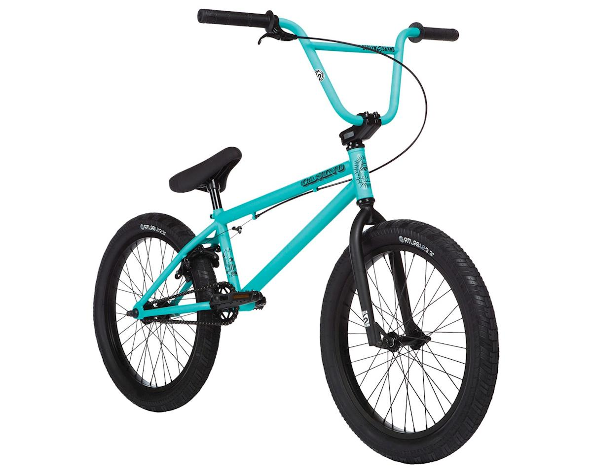 "Stolen 2020 Casino Bike (20.25"" TT) (Caribbean Green)"