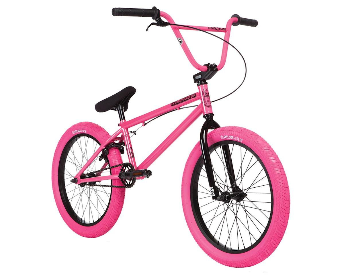 "Stolen 2020 Casino Bike (20.25"" TT) (Cotton Candy Pink)"