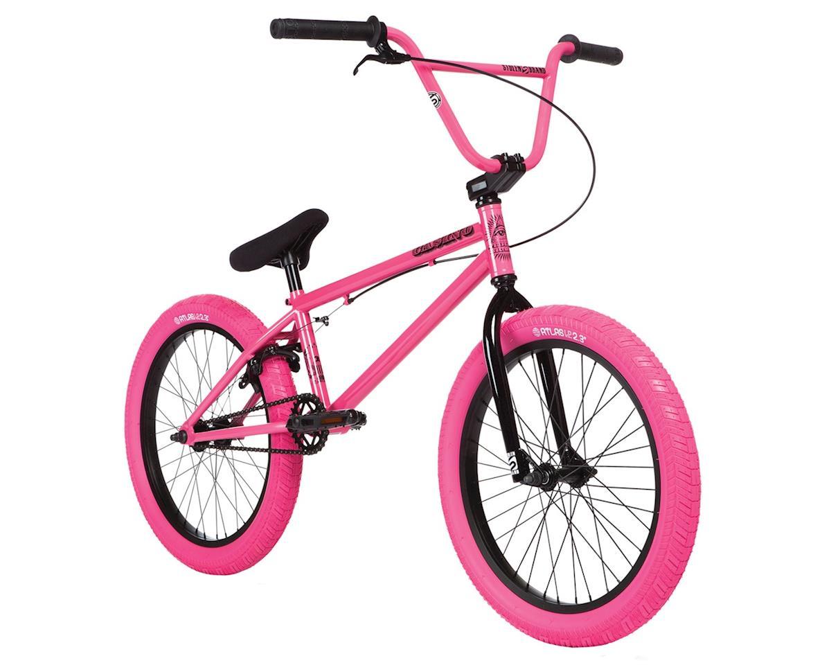 "Stolen 2020 Casino BMX Bike (20.25"" Toptube) (Cotton Candy Pink)"
