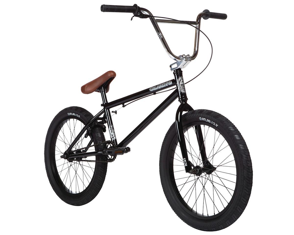 """Stolen 2020 Casino XL Bike (21"""" Toptube) (Black/Chrome)"""