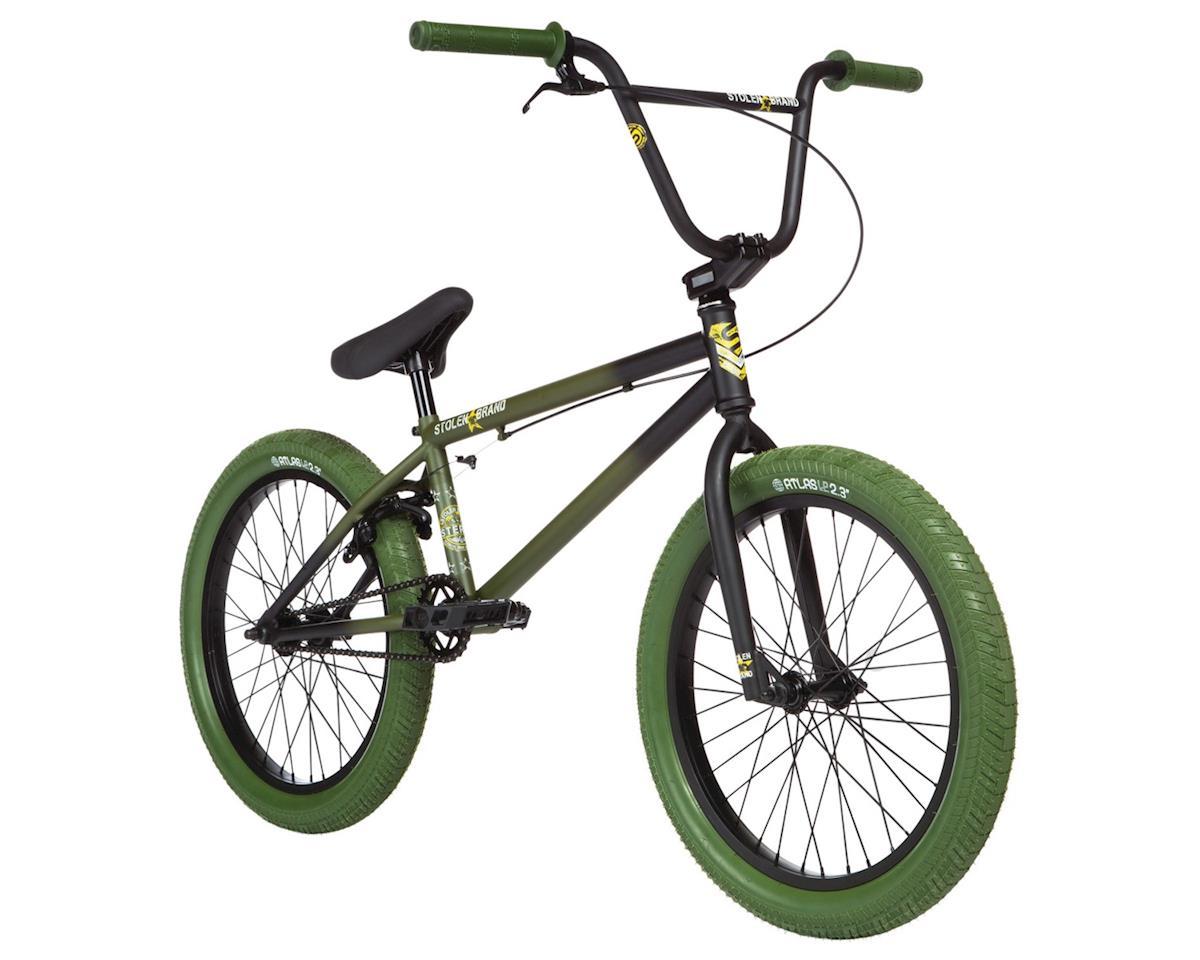 """Stolen 2020 Stereo BMX Bike (20.75"""" Toptube) (Faded Spec Ops)"""