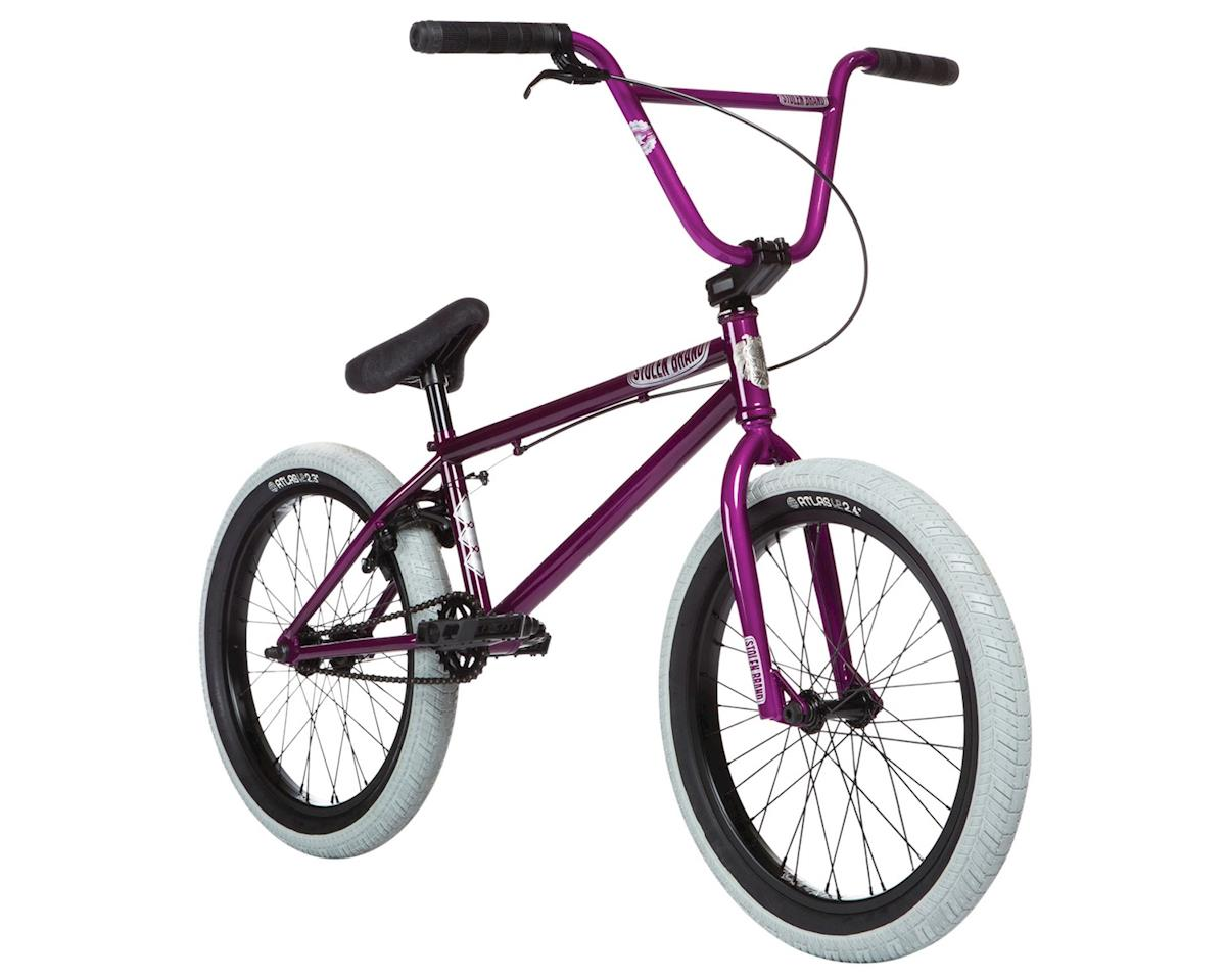 "Stolen 2020 Heist Bike (21"" TT) (Deep Purple)"