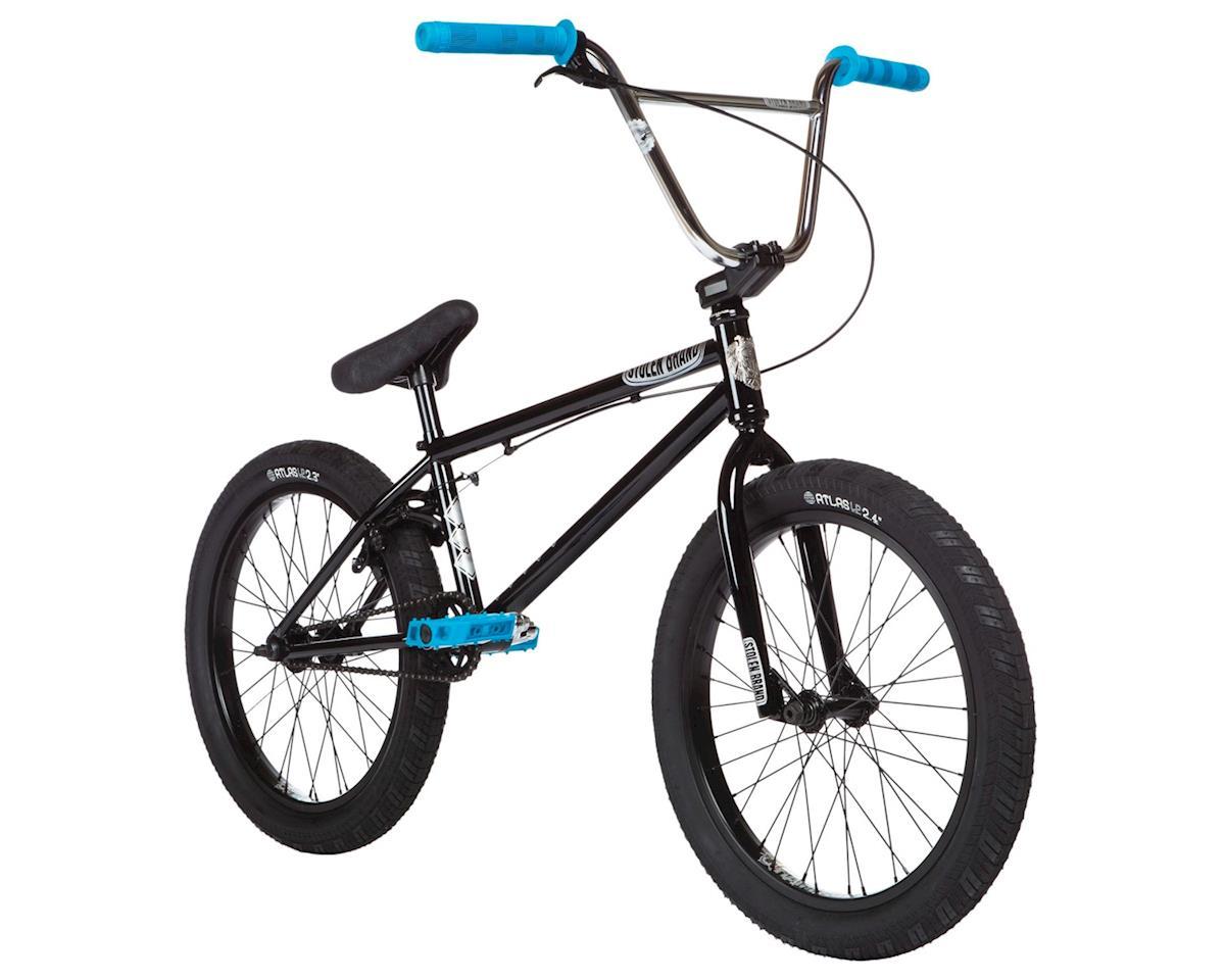 """Stolen 2020 Heist Bike (21"""" Toptube) (Blue/Chrome)"""