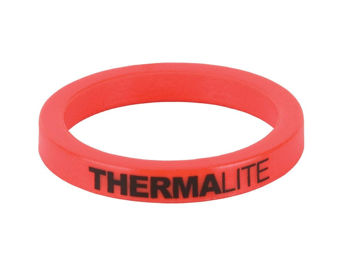 """Stolen Thermalite 1-1/8"""" Headset Spacer (Neon Pink) (5mm)"""