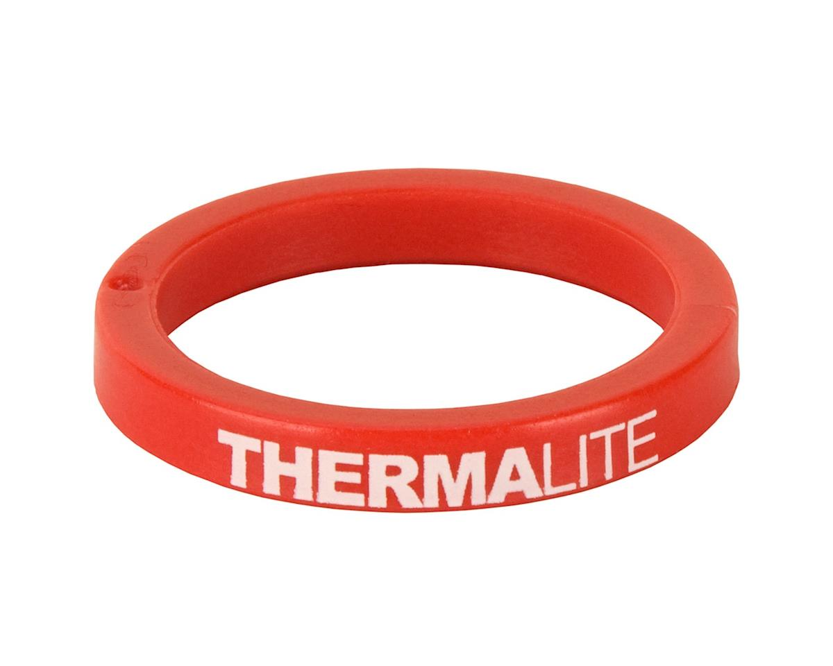 """Stolen Thermalite 1-1/8"""" Headset Spacer (Red) (10mm)"""
