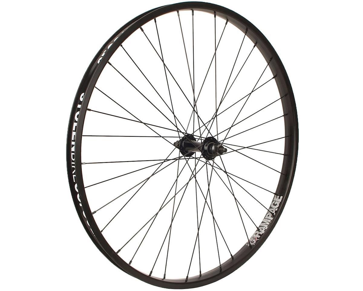 """Stolen Rampage 26"""" Cruiser Front Wheel (Black) (26 x 1.75"""")"""