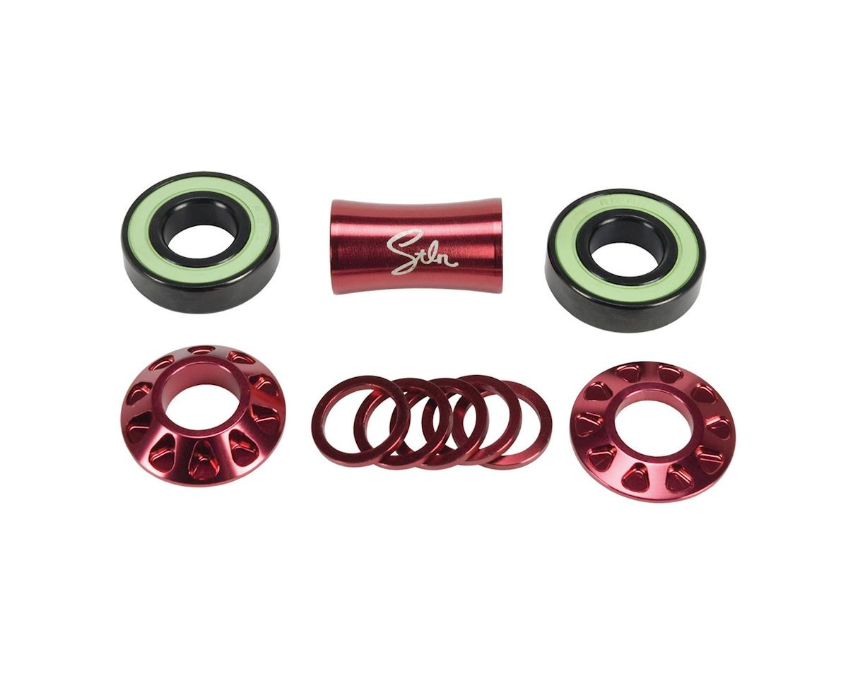 Stolen Revolver Mid BB Kit (Red) (19mm)