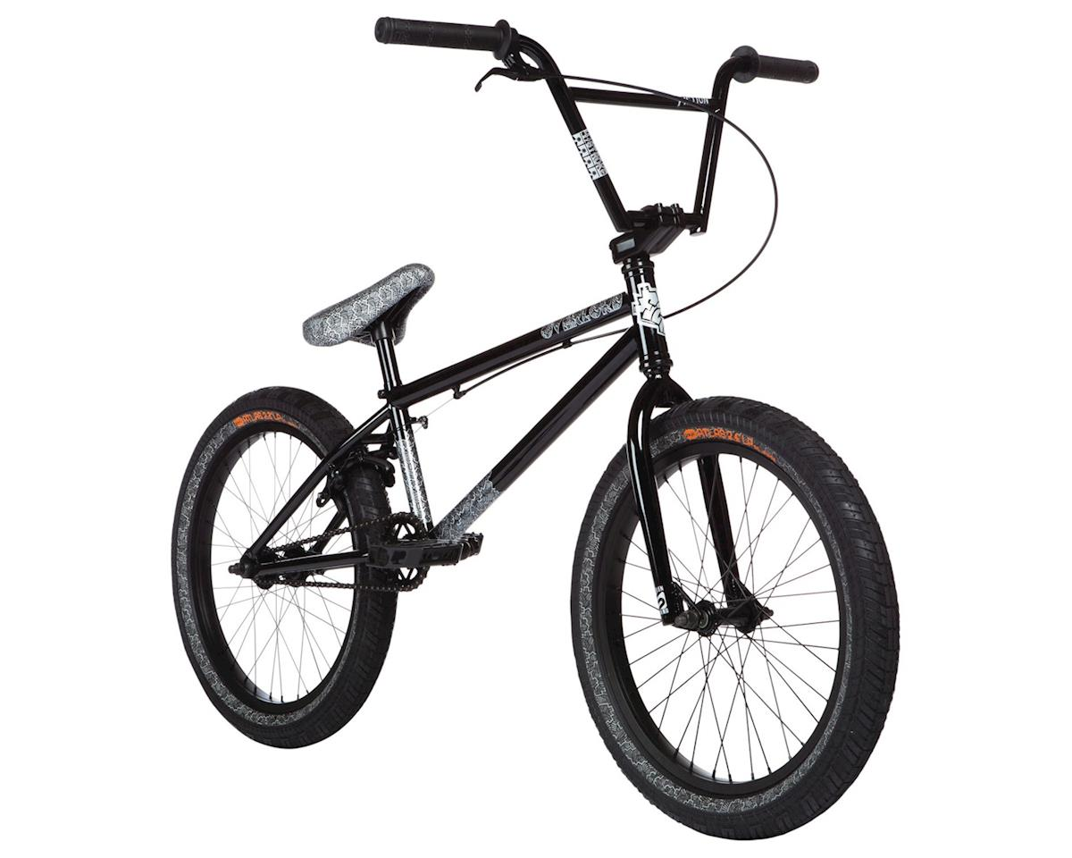 """Stolen 2020 X Fiction Overlord Bike (20.25"""" Toptube) (Black/Reflective Gray)   relatedproducts"""