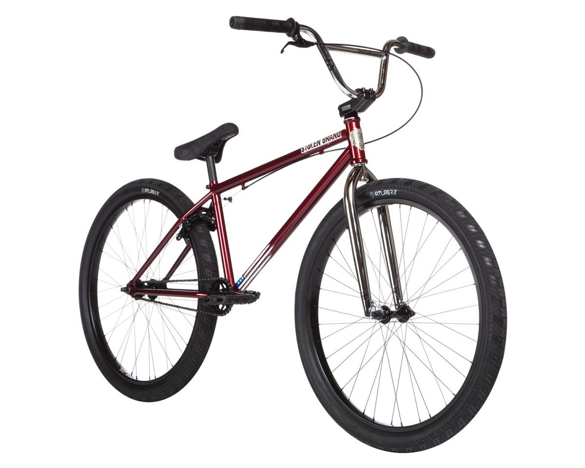 "Stolen 2020 Zeke 26"" Bike (22.25"" Toptube) (Metallic Red/Chrome) 