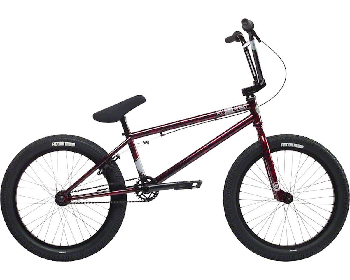 "Stolen 2018 Stereo 20"" BMX Bike Redrum"
