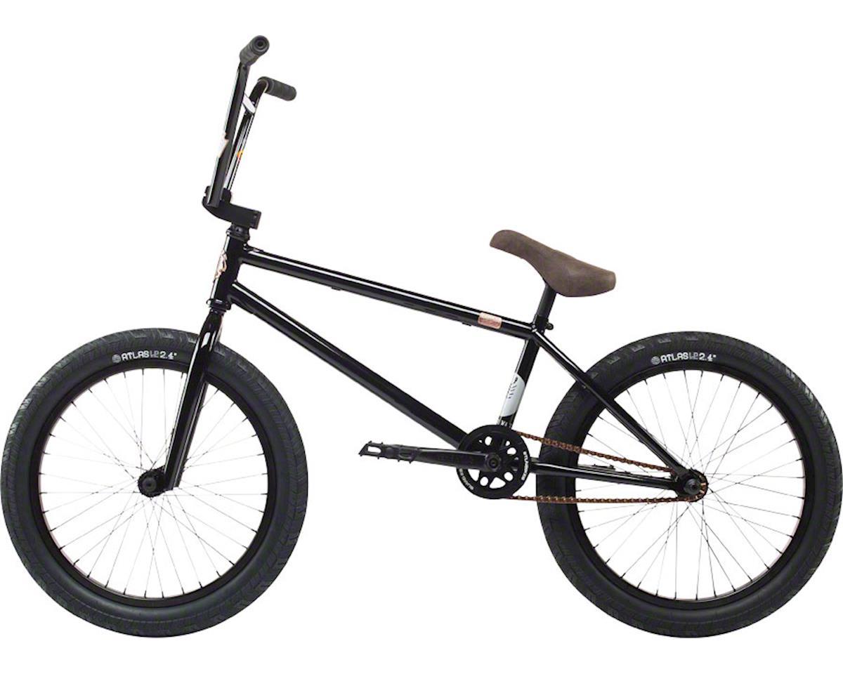 """Stolen 2018 Sinner XLT FC LHD 20"""" BMX Bike Black with Rose Gold"""