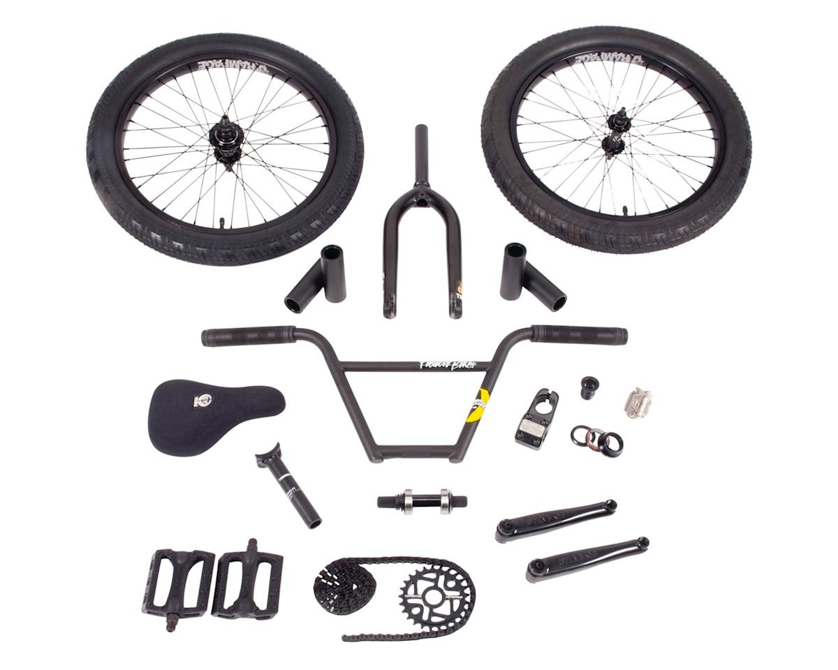 Stolen Freecoaster Build Kit (Left Hand Drive) (Matte Black)