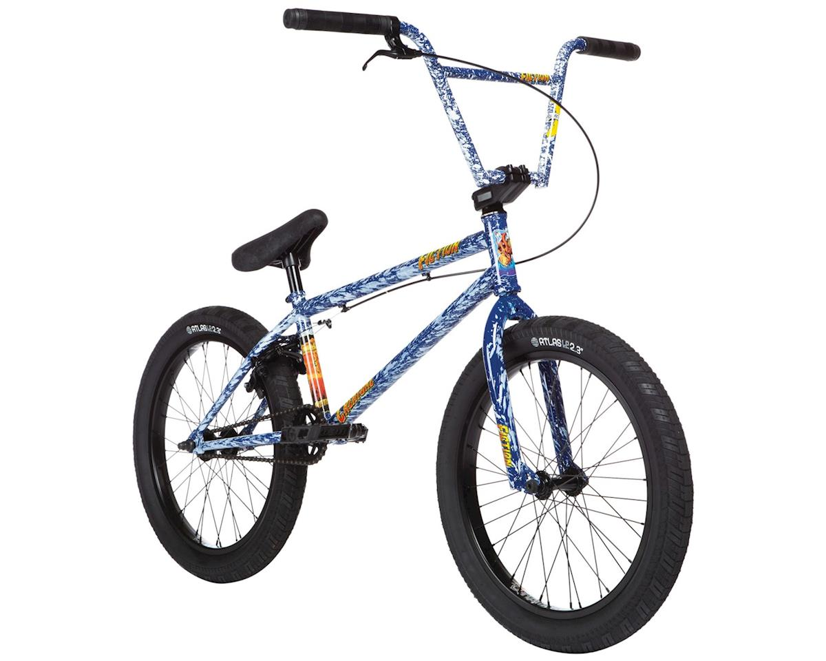 "Stolen 2020 Stolen X Fiction Creature Bike (21"" Toptube) (Angry Sea Blue)"