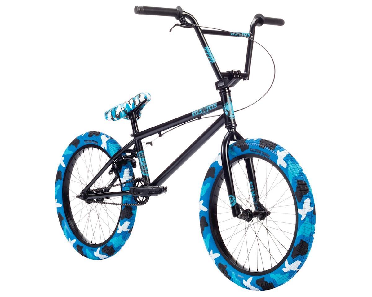 "Stolen 2019 STLN X FCTN 20"" BMX Black/Swat Blue Camo"