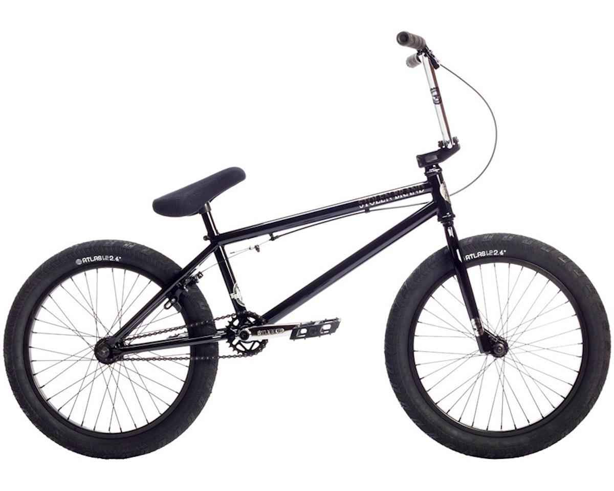 "Stolen 2019 Heist 20"" BMX Bike Black/Chrome"