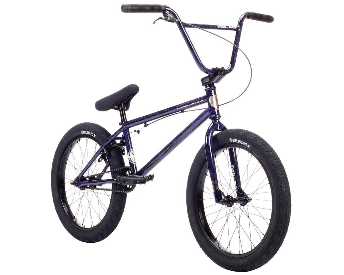 """Stolen 2019 Heist 20"""" BMX Bike Purple Sludge Splatter"""