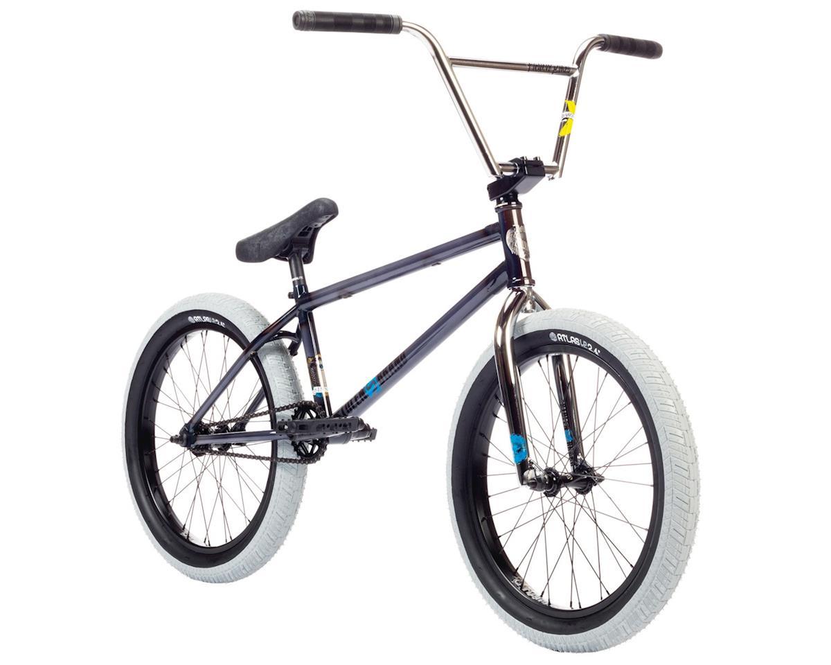 """Stolen 2019 Sinner FC RHD 20"""" BMX Bike Transparent Gray"""