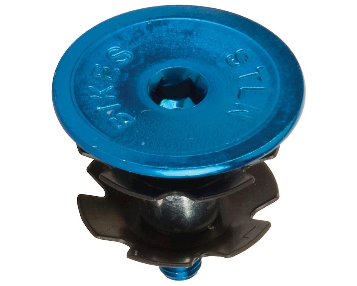 "Stolen Compressor Star Nut (ED Blue) (1-1/8"")"