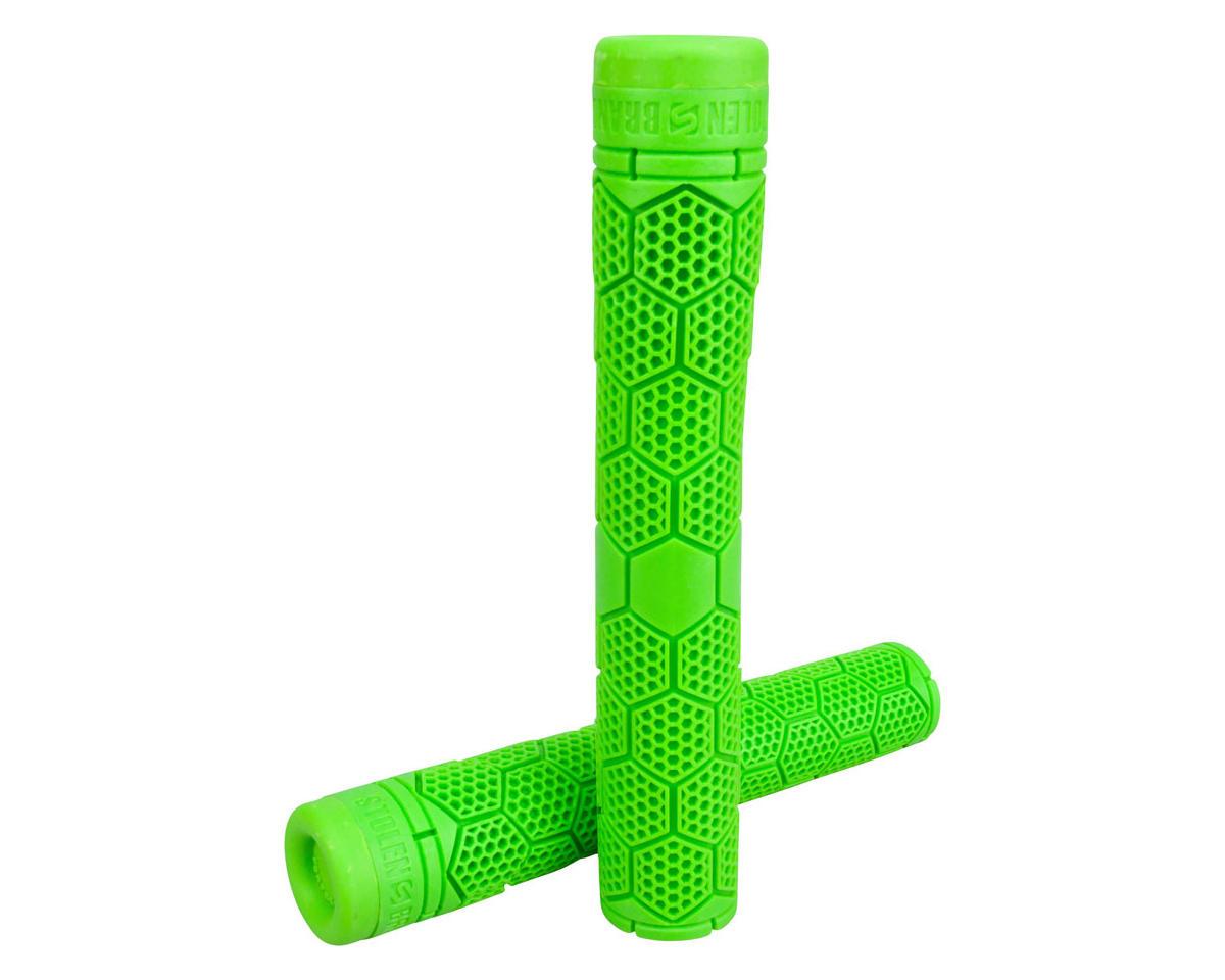 Stolen Hive Grips (Gang Green)