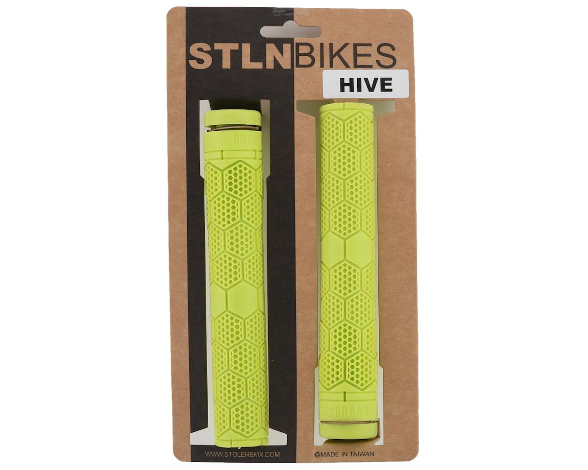Image 2 for Stolen Hive Grips (Neon Yellow)