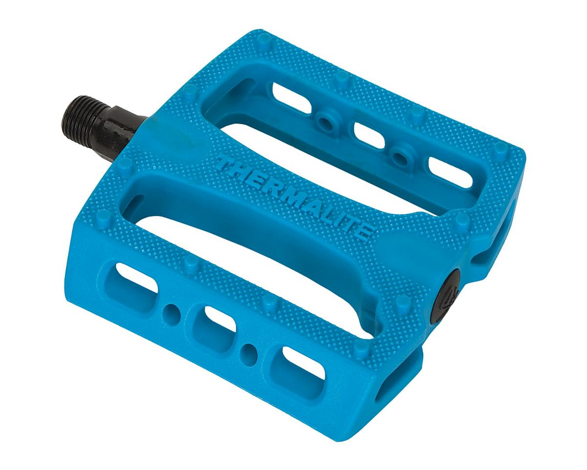 Stolen Thermalite PC Pedals (9/16) (Bright Blue)