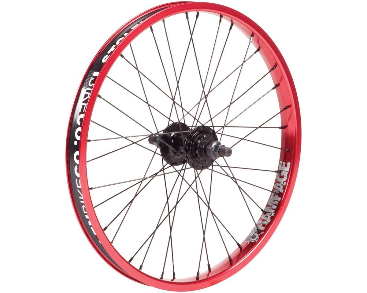 """Stolen Rampage Cassette Wheel (Black/Red) (20 x 1.75"""")"""