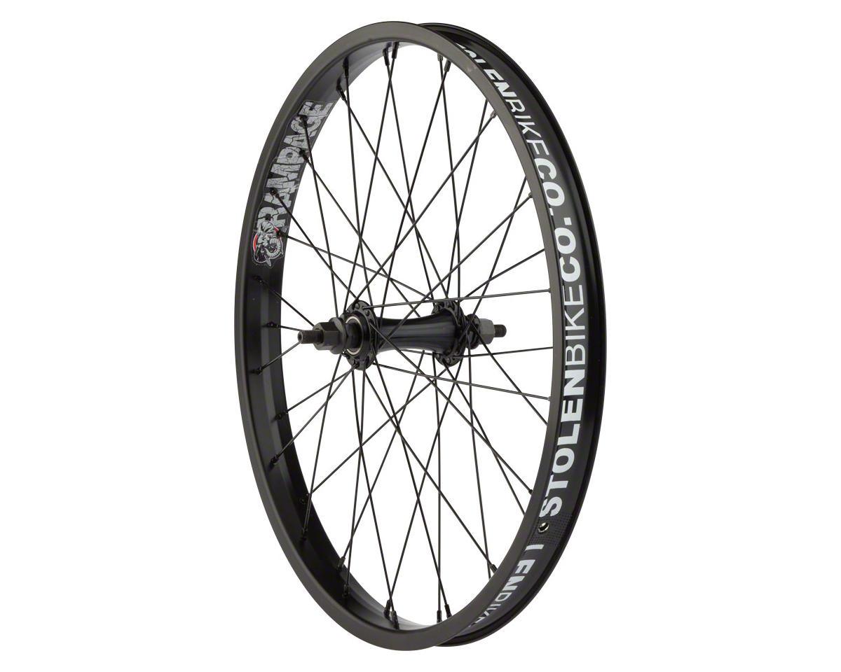 """Stolen Rampage Front Wheel (Black) (20 x 1.75"""")"""