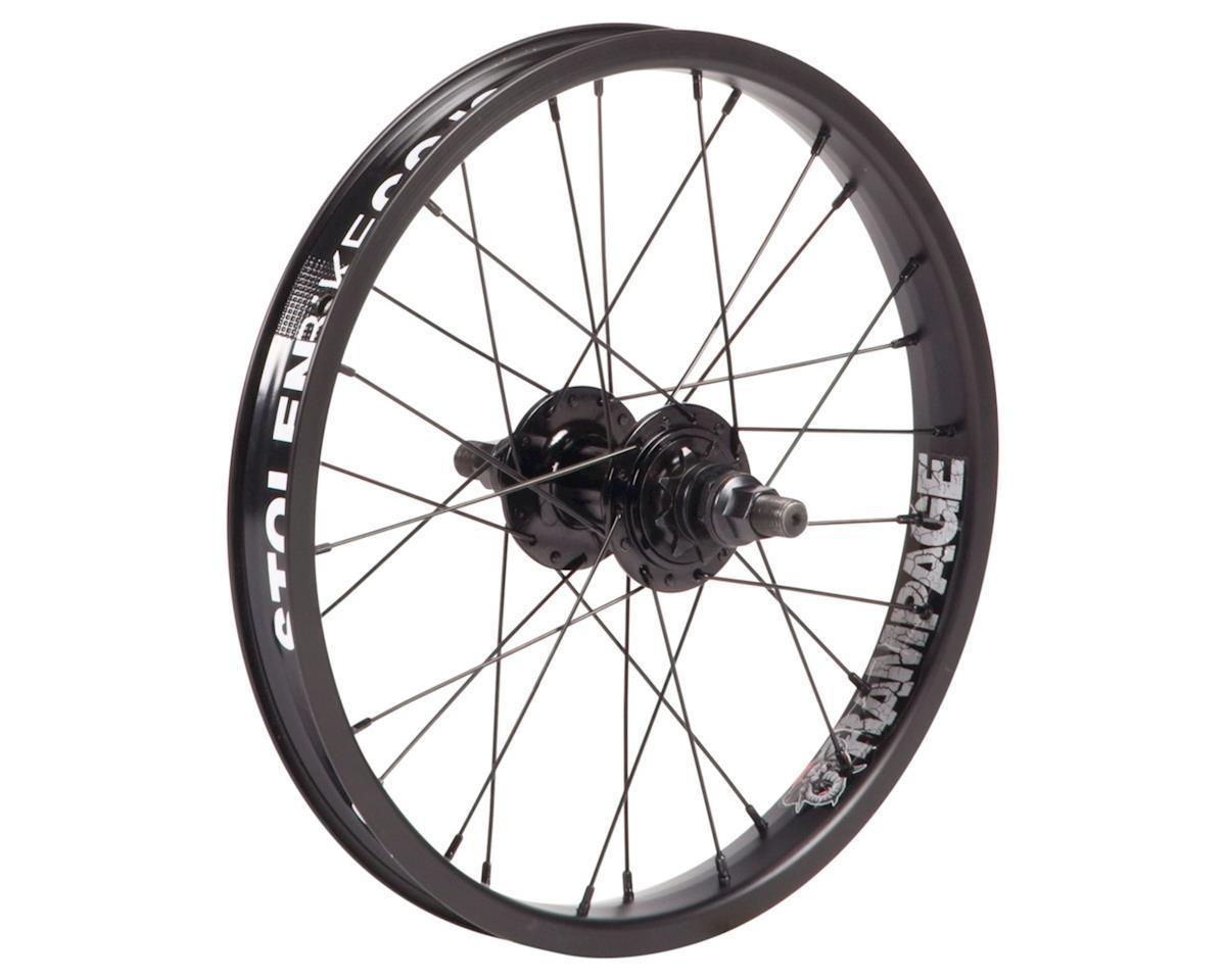 """Rampage Rear Wheel 16"""" Black"""