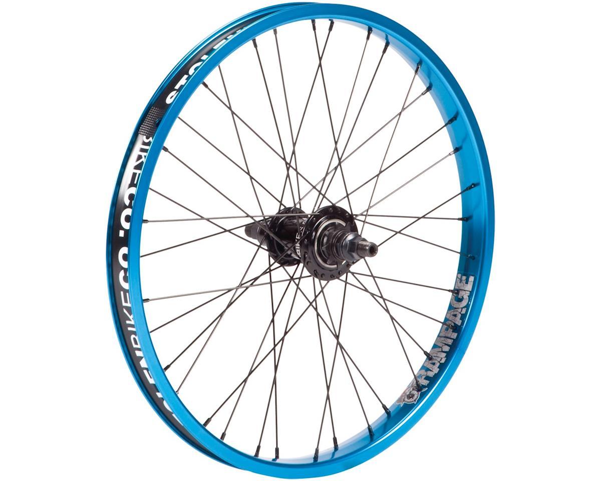 "Stolen Rampage Freecoaster Wheel (Black/Blue) (20 x 1.75"")"