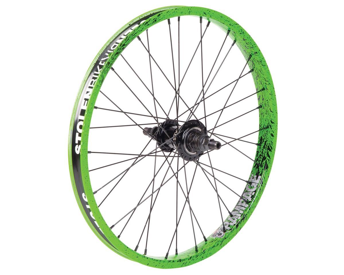 Stolen Rampage Freecoaster Wheel (Toxic Splatter)