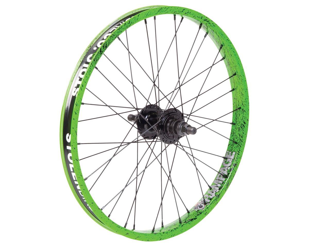 Stolen Rampage Cassette Wheel (Toxic Splatter)