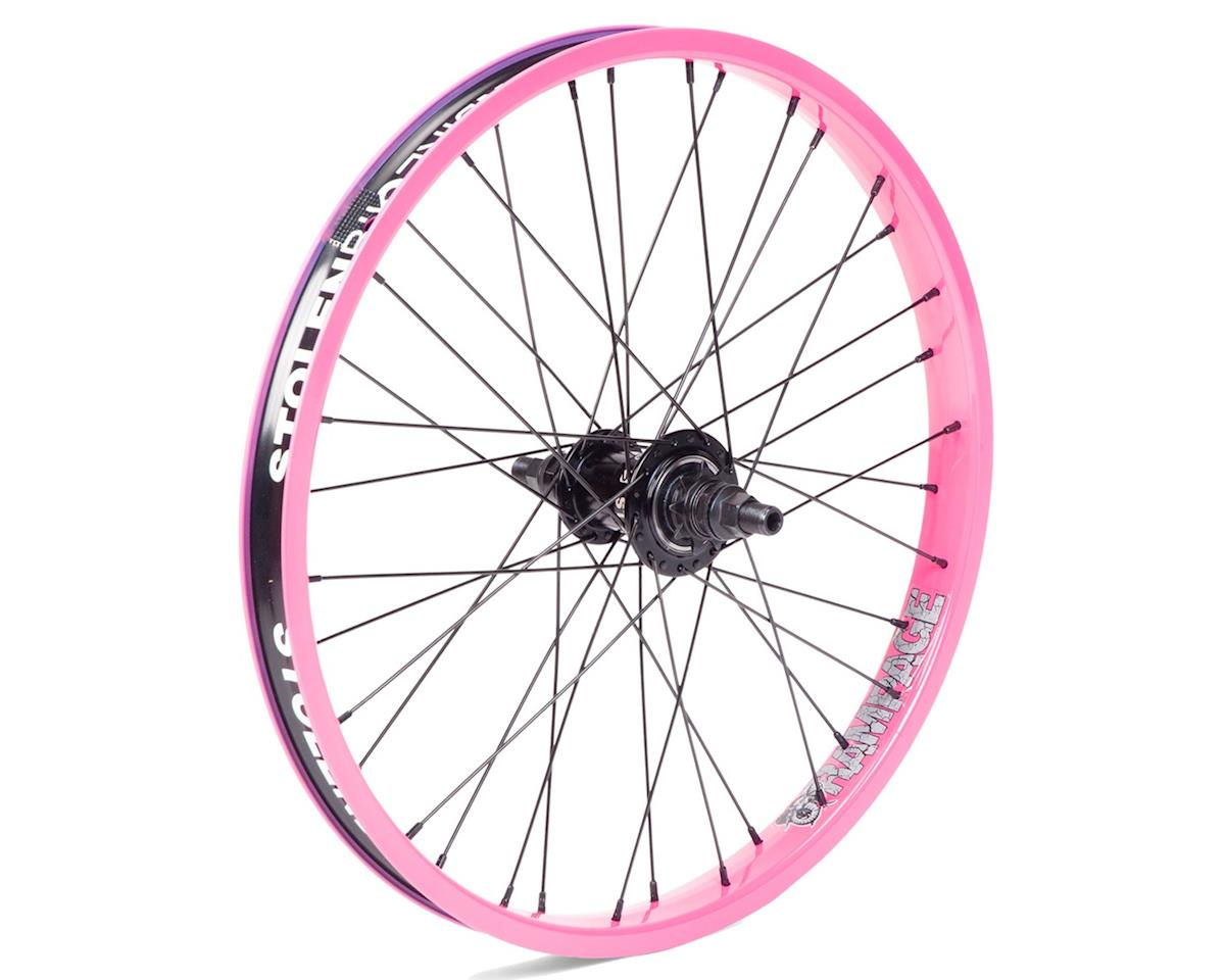 "Stolen Rampage Freecoaster Wheel (Cotton Candy) (20 x 1.75"")"