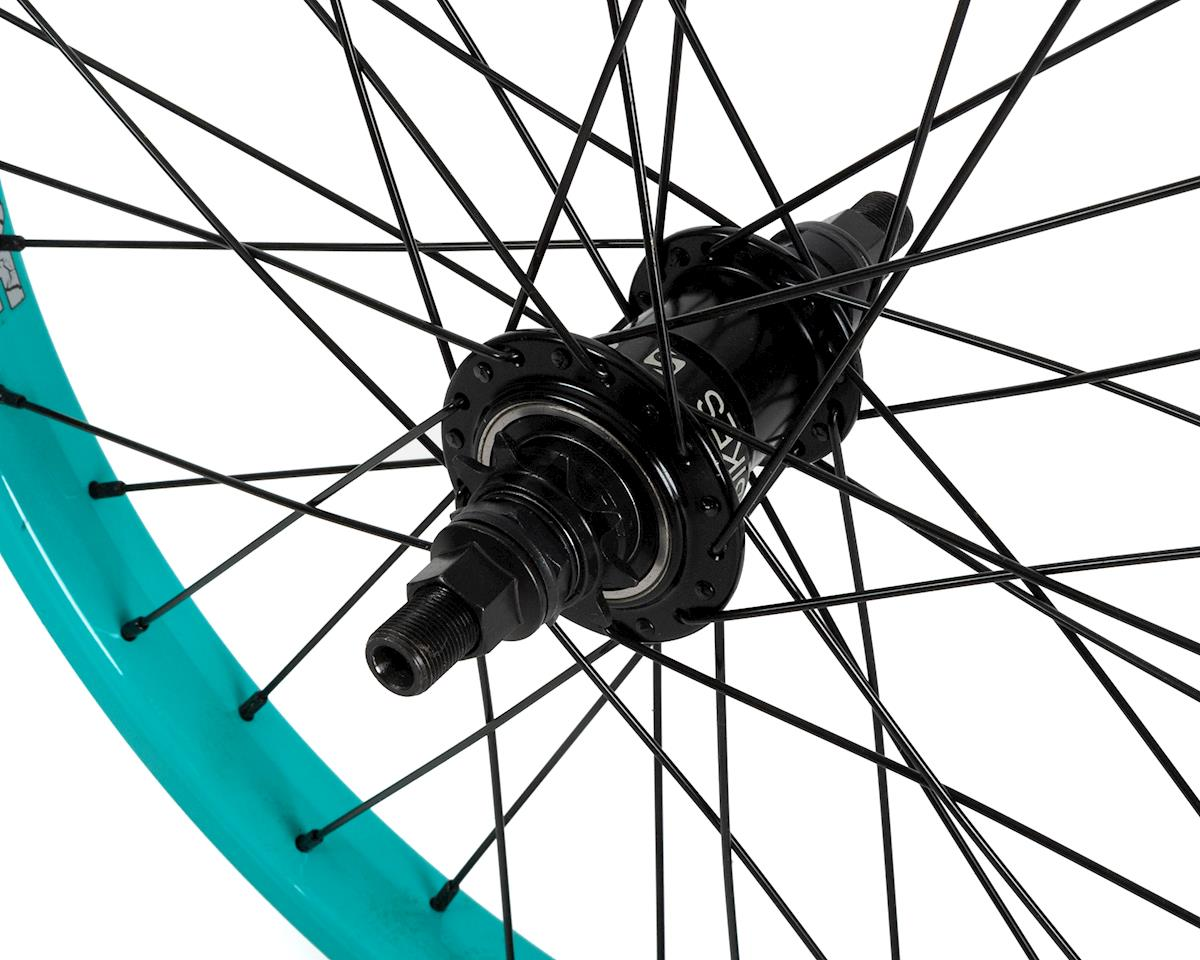 """Image 2 for Stolen Rampage Freecoaster Wheel (Caribbean Green) (20 x 1.75"""")"""