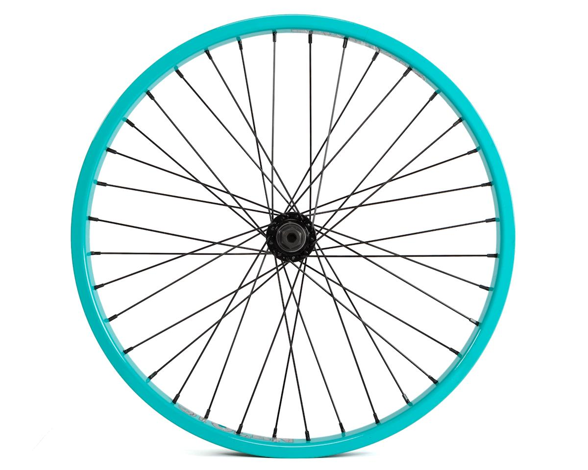 "Image 2 for Stolen Rampage FA Front Wheel (Caribbean Green) (20 x 1.75"")"