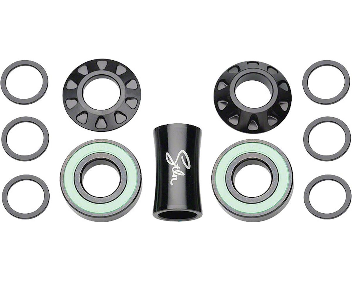 Stolen Revolver 19mm Mid Bottom Bracket Black