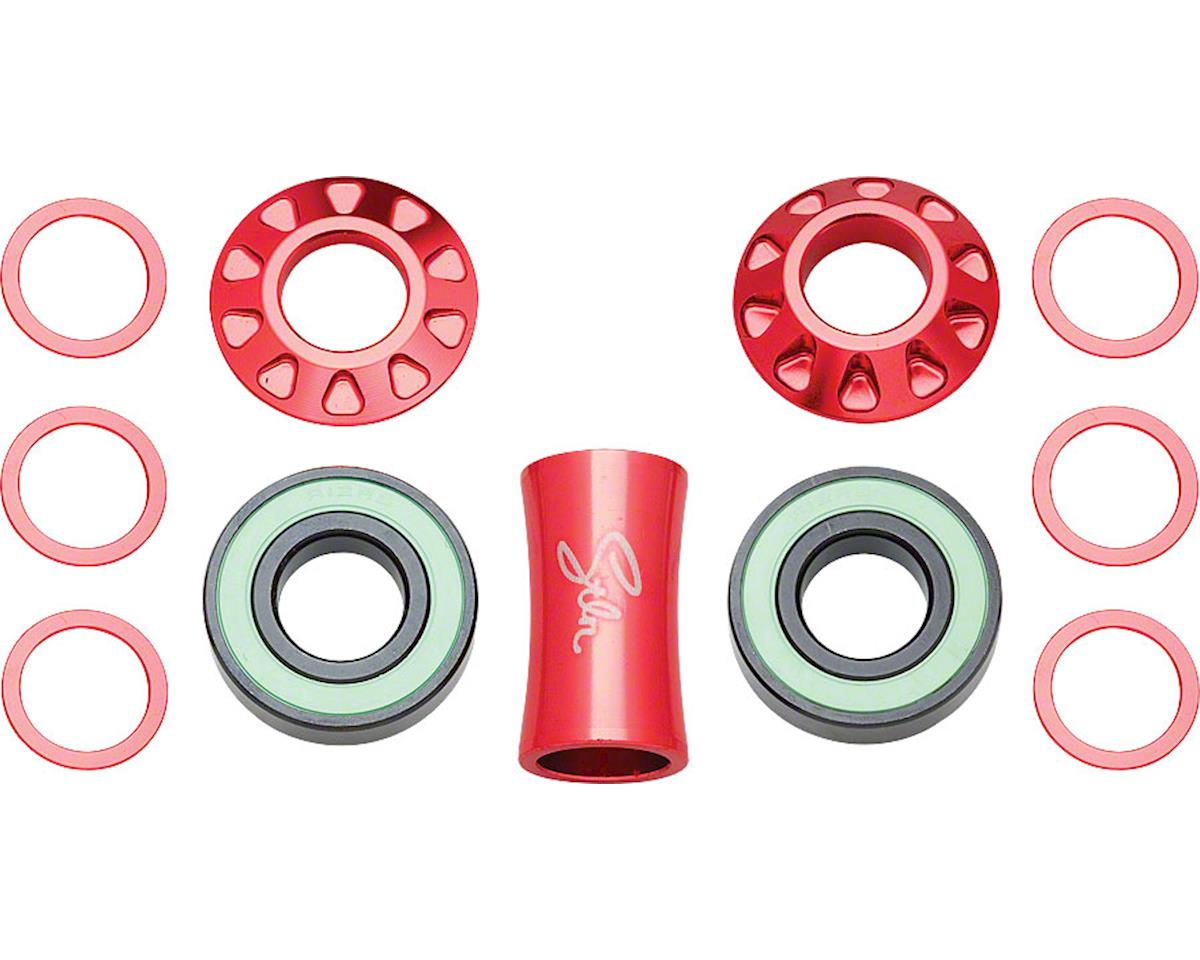Stolen Revolver 19mm Mid Bottom Bracket Red