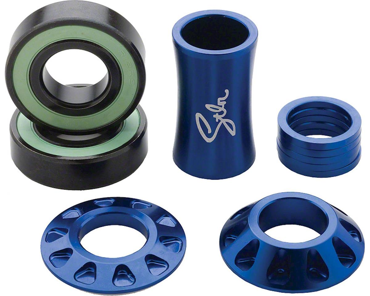 Stolen Revolver 19mm Mid Bottom Bracket Dark Blue