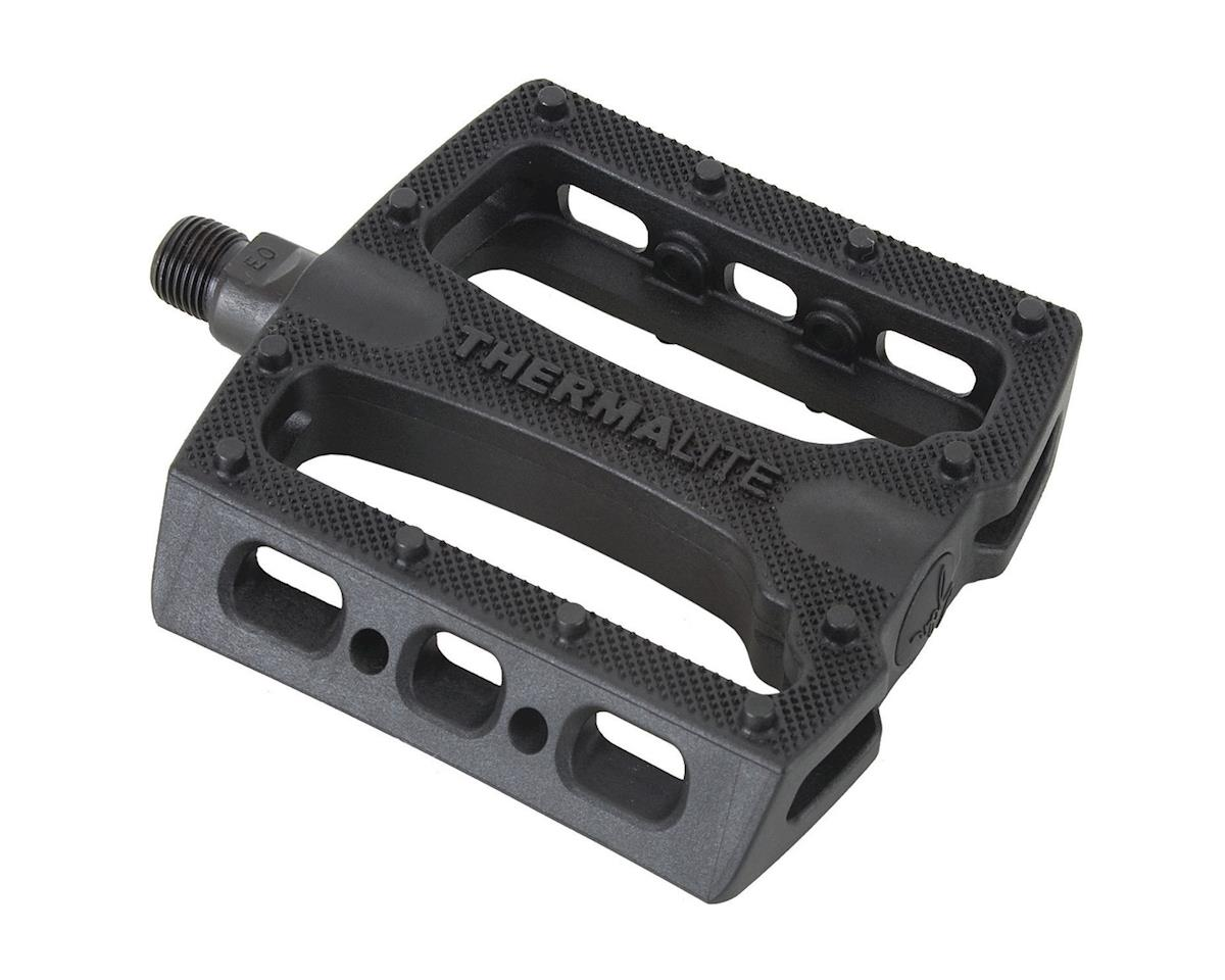 Stolen Thermalite PC Pedals (9/16) (Black)