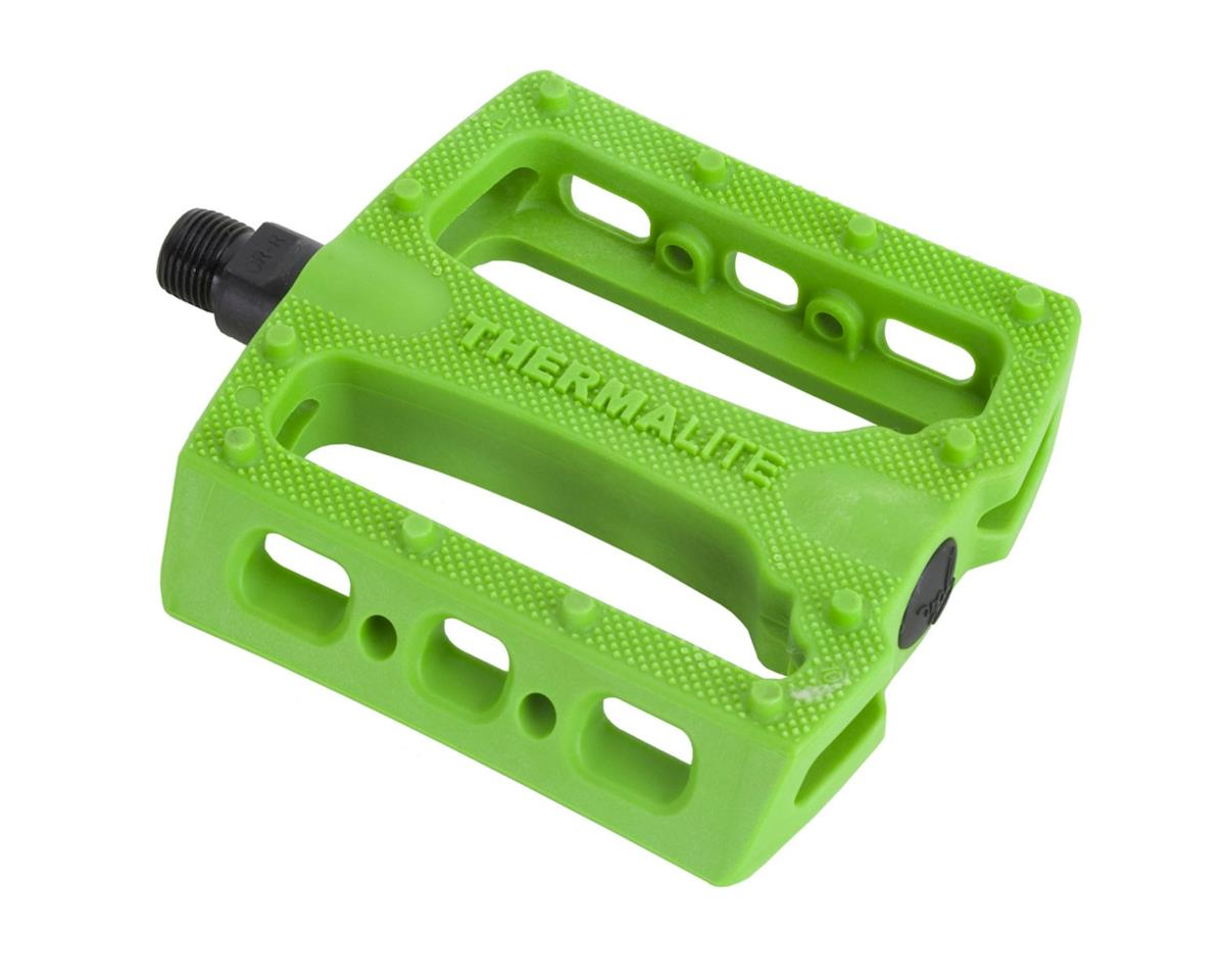 Stolen Thermalite PC Pedals (9/16) (Gang Green)