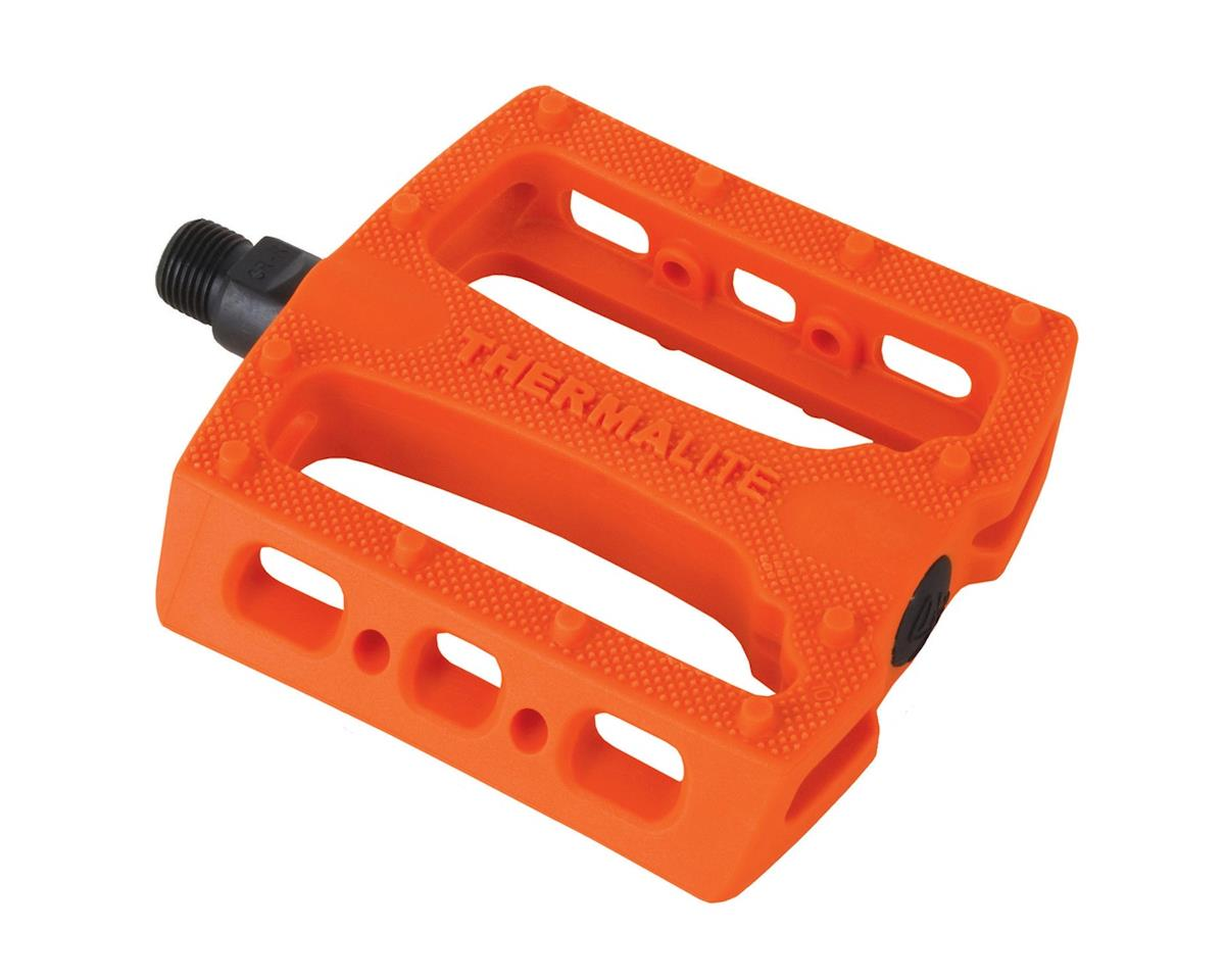 "Stolen Thermalite PC Pedals (Neon Orange) (9/16"")"