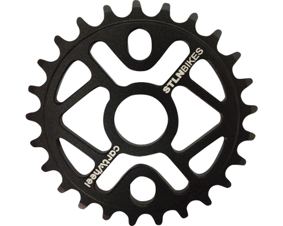 Cartwheel Sprocket 25t Black