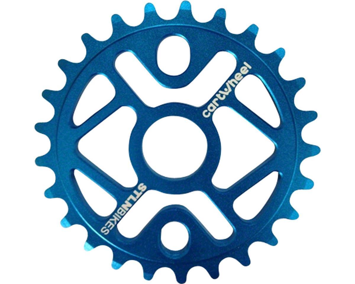 Cartwheel Sprocket 25t Blue