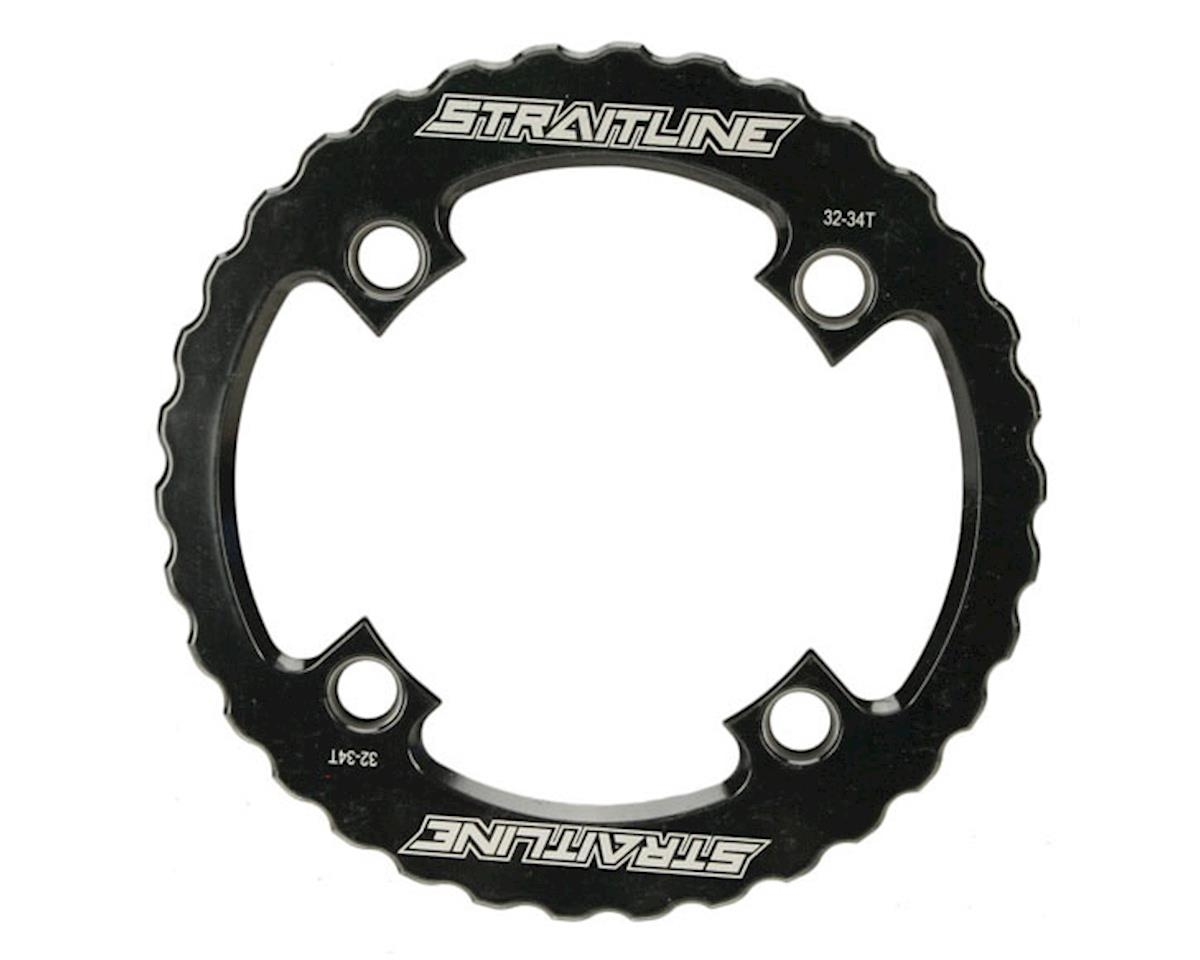Straitline Components Serrated Bash Ring