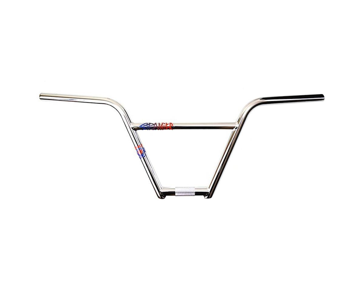 "Stranger Piston Bars (Connor Keating) (Chrome) (9.25"" Rise)"