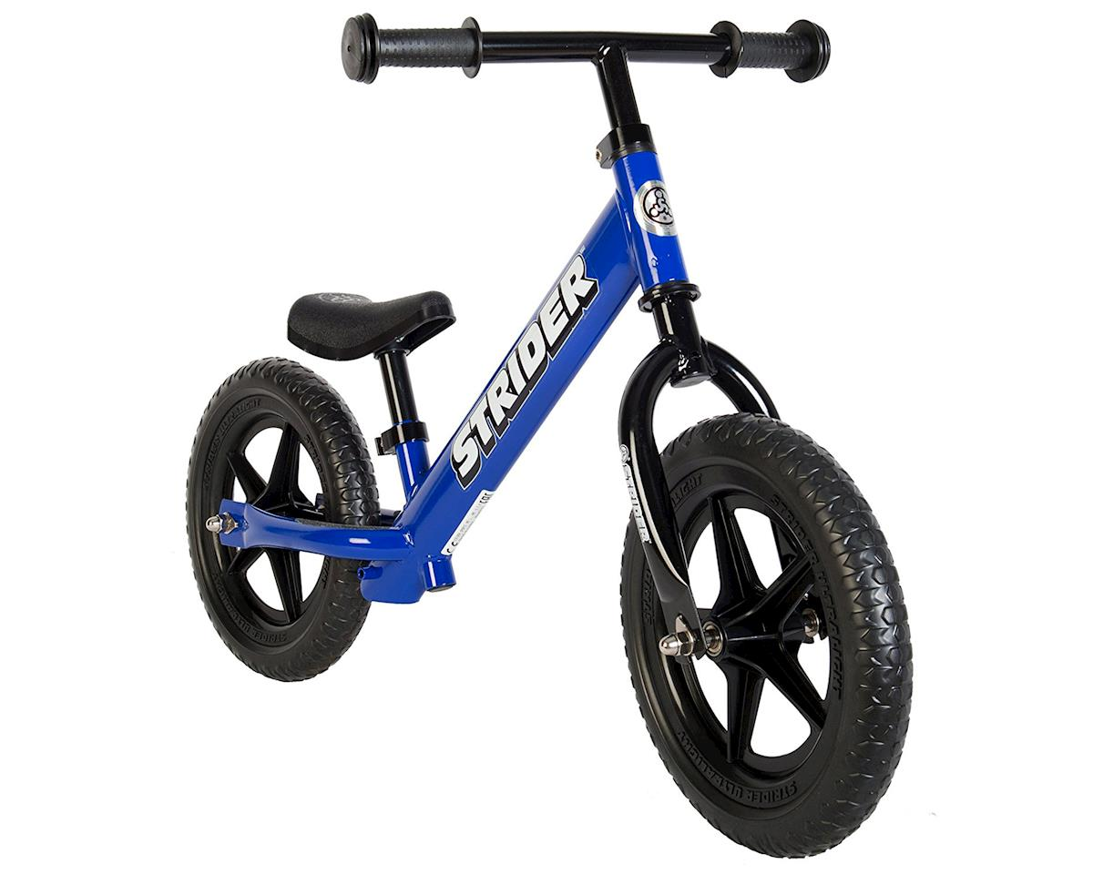 Strider Sports 12 Classic Balance Bike (Blue)