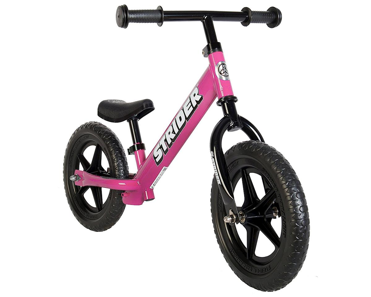 Strider Sports 12 Classic Balance Bike (Pink)