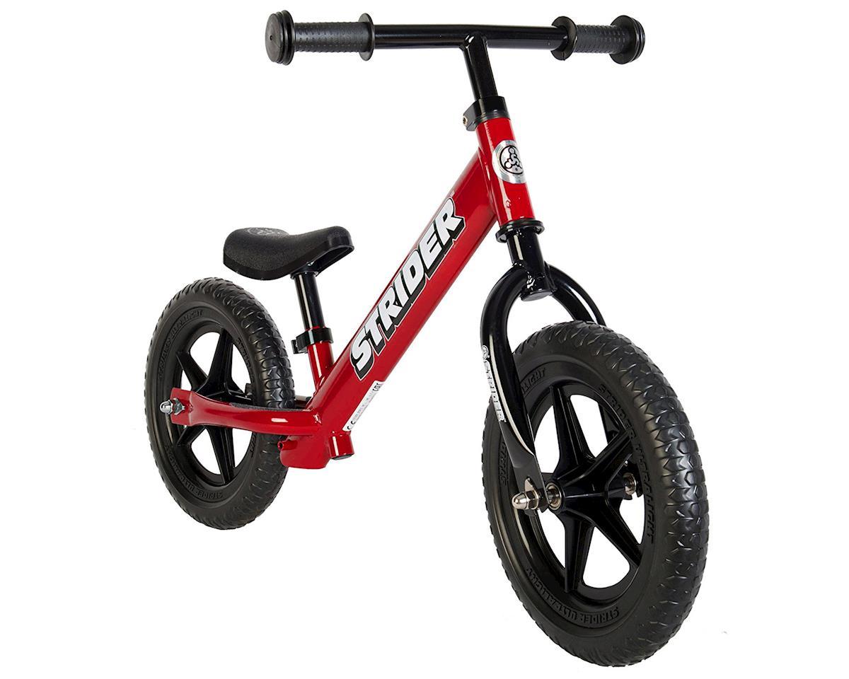 Pleasant Strider Sports 12 Classic Balance Bike Red Machost Co Dining Chair Design Ideas Machostcouk