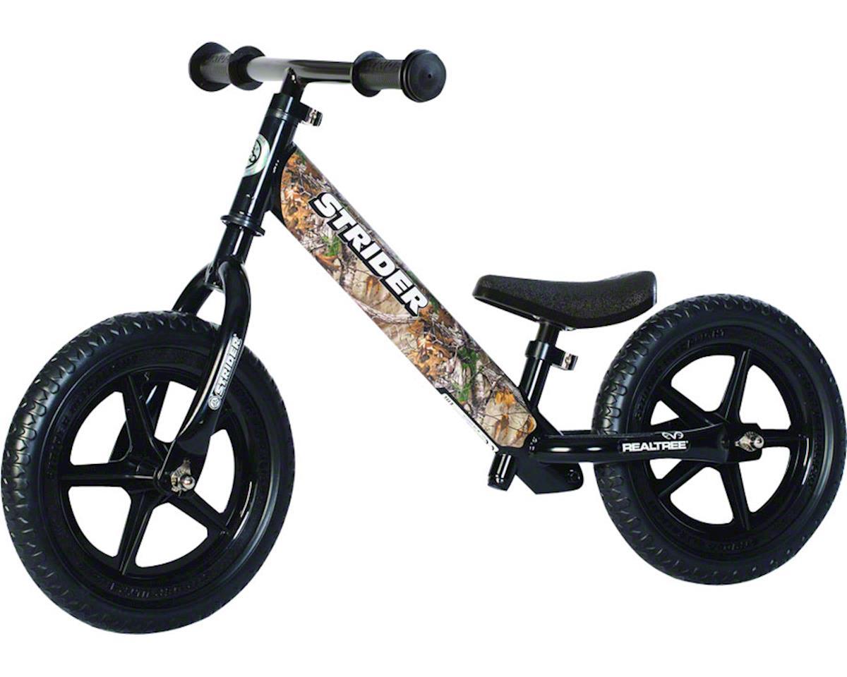 Groovy Strider Sports 12 Classic Kids Balance Bike Realtree Machost Co Dining Chair Design Ideas Machostcouk