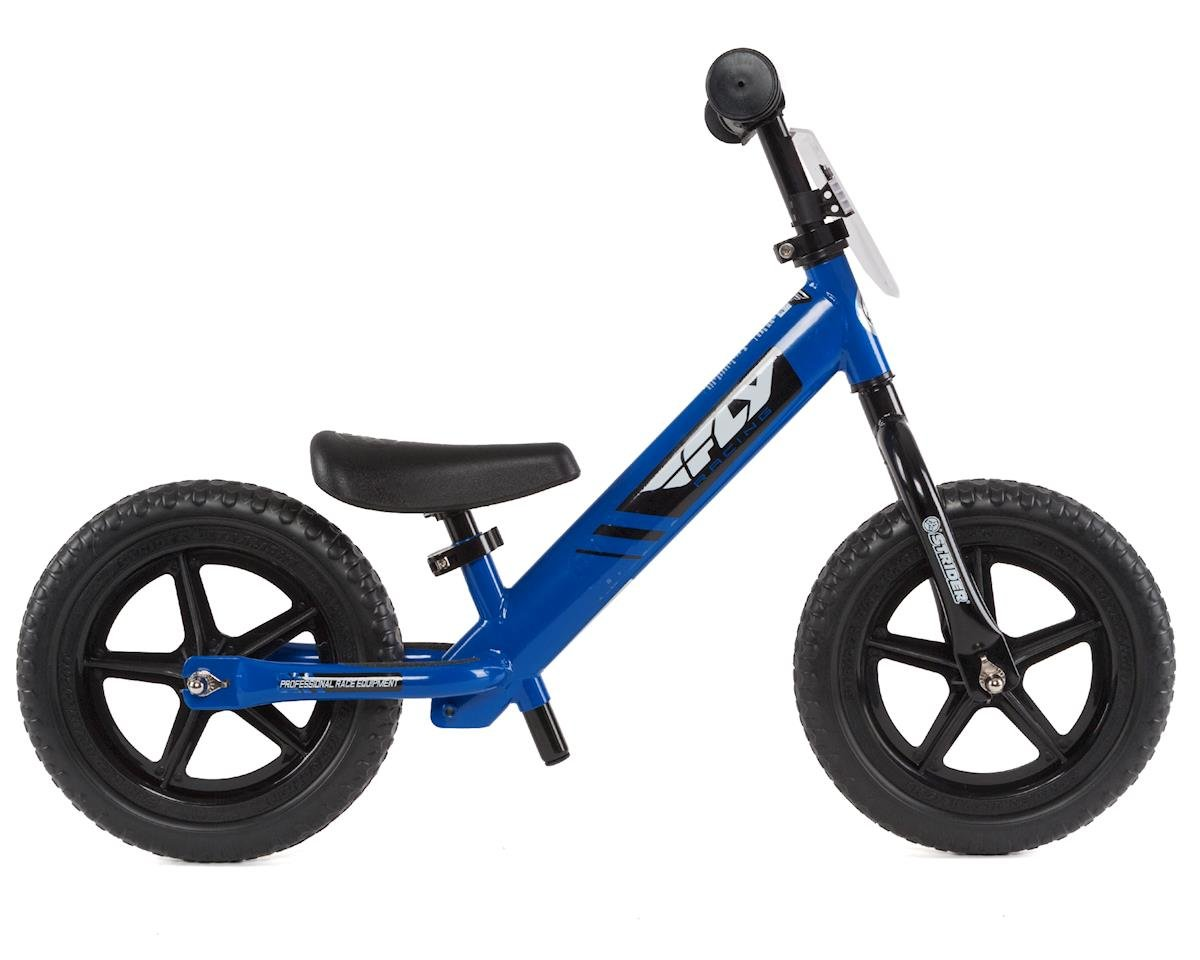 Strider Sports Fly Racing Balance Bike (Blue)