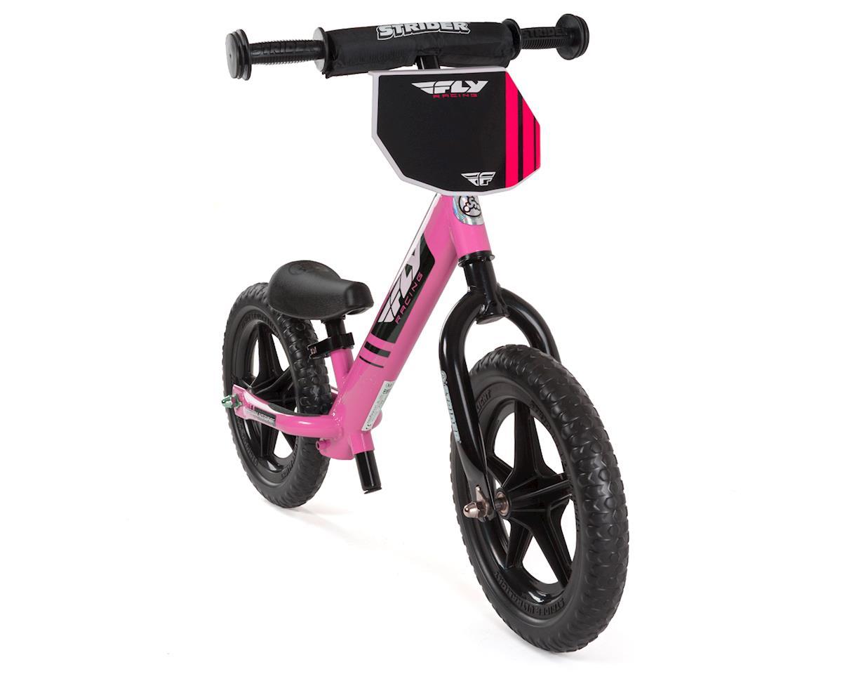 Strider Sports Fly Racing Balance Bike (Pink)